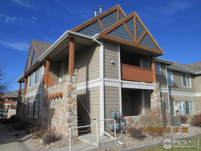 1335 Lake Cir 9G, Windsor, CO 80550 (MLS #898608) :: Bliss Realty Group