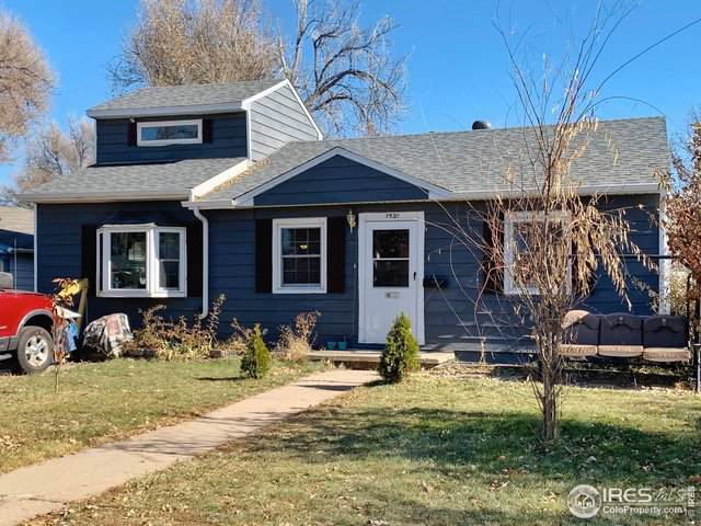 2520 10th Ave, Greeley, CO 80631 (MLS #898610) :: Tracy's Team