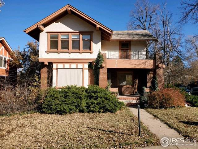 904 10th St, Boulder, CO 80302 (#898616) :: James Crocker Team