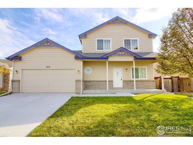 910 Cliffrose Way, Severance, CO 80550 (MLS #898629) :: Hub Real Estate