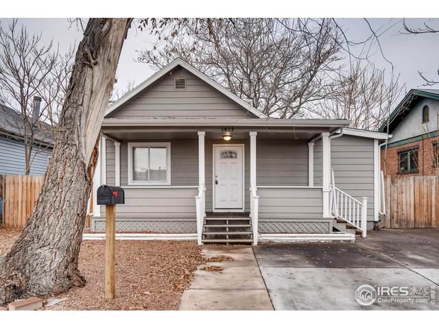1471 Ames St, Lakewood, CO 80214 (MLS #898630) :: 8z Real Estate