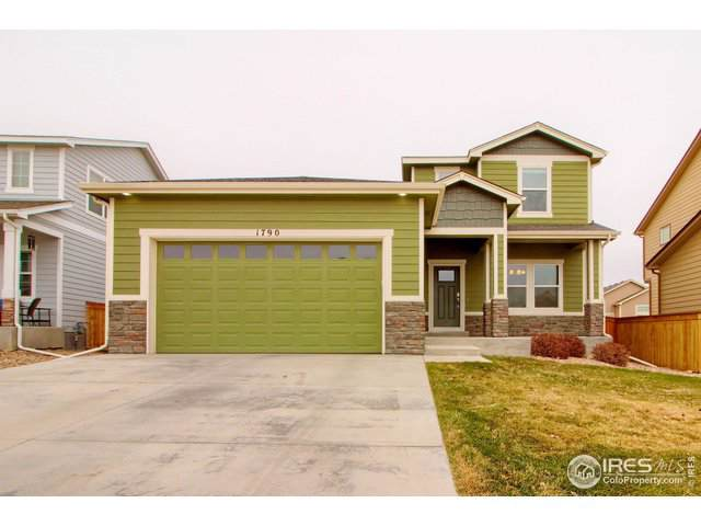 1790 Valley Brook Ln, Severance, CO 80550 (MLS #898640) :: Hub Real Estate