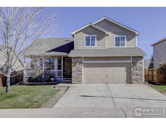 413 Gypsum Ln, Johnstown, CO 80534 (MLS #898643) :: Colorado Real Estate : The Space Agency