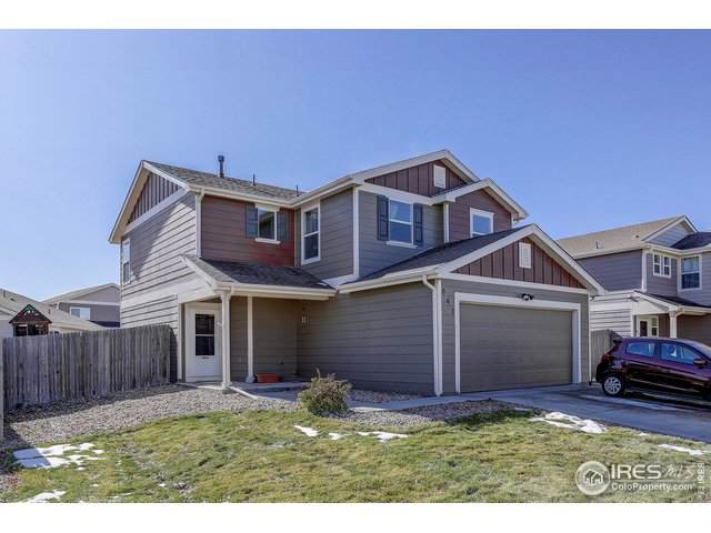 843 Sunrise Dr, Lochbuie, CO 80603 (#898645) :: James Crocker Team
