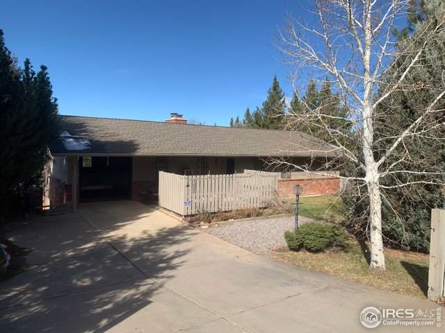 1025 Westview Dr, Boulder, CO 80303 (MLS #898656) :: 8z Real Estate