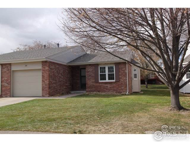 3950 W 12th St #38, Greeley, CO 80634 (MLS #898660) :: Windermere Real Estate