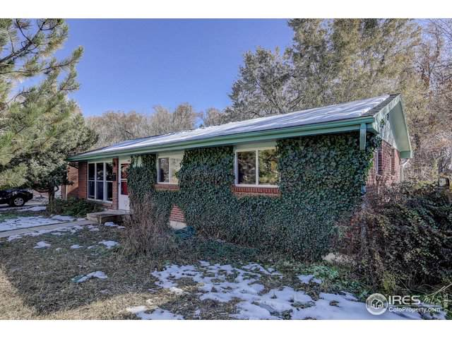 2200 Edgewood Dr, Boulder, CO 80304 (MLS #898662) :: Kittle Real Estate