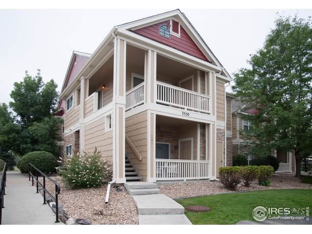 3330 Boulder Cir #101, Broomfield, CO 80023 (MLS #898663) :: 8z Real Estate