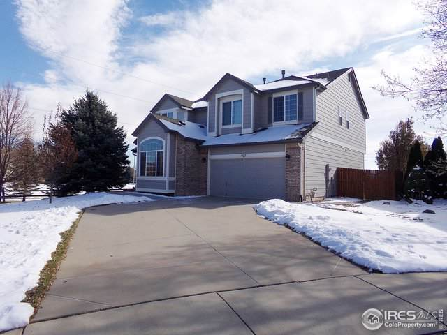 977 Sparrow Hawk Dr, Longmont, CO 80504 (#898664) :: James Crocker Team