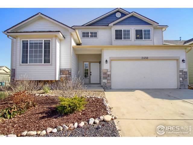 2650 Clarion Ln, Fort Collins, CO 80524 (MLS #898667) :: Tracy's Team