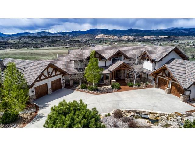 4650 Indian Creek Rd, Loveland, CO 80538 (MLS #898672) :: Tracy's Team