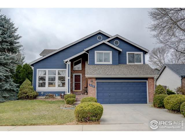 4113 Suncrest Dr, Fort Collins, CO 80525 (MLS #898676) :: Windermere Real Estate