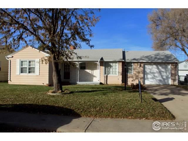 731 Carol St, Fort Morgan, CO 80701 (MLS #898681) :: Colorado Home Finder Realty