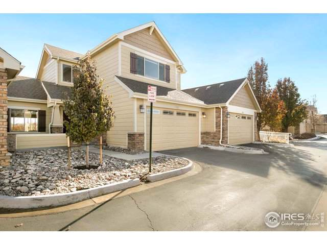 6715 Enterprise Dr D-102, Fort Collins, CO 80526 (MLS #898682) :: Tracy's Team