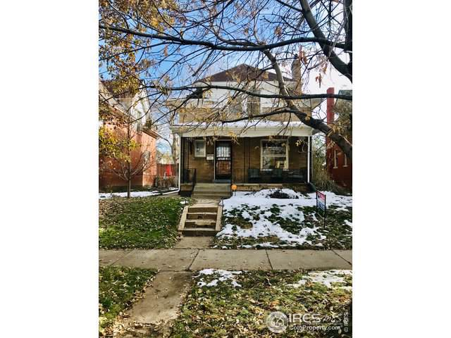 2824 N Gaylord St, Denver, CO 80205 (MLS #898683) :: Colorado Home Finder Realty