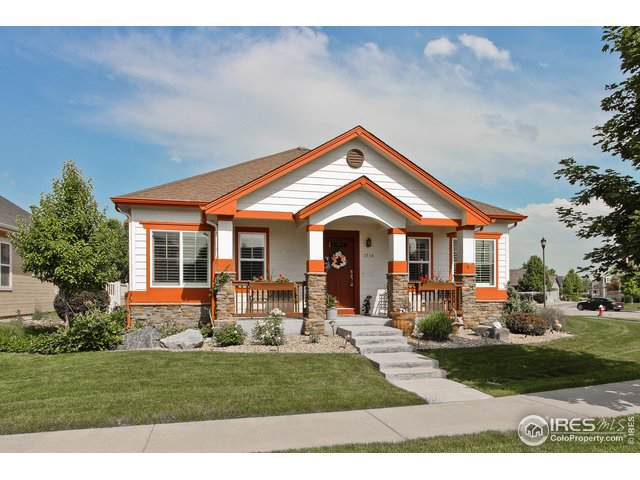 1534 Otis Dr, Longmont, CO 80504 (#898686) :: James Crocker Team