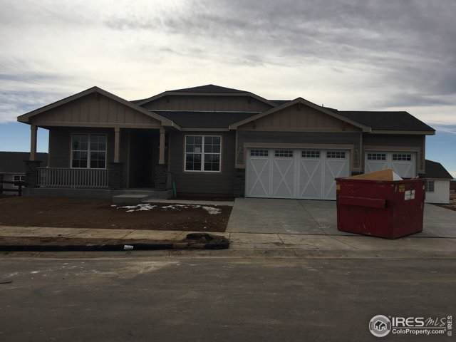 2166 Orchard Bloom Dr, Windsor, CO 80550 (MLS #898687) :: Tracy's Team