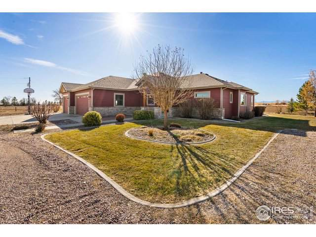 42285 County Road 29, Pierce, CO 80650 (#898690) :: The Dixon Group