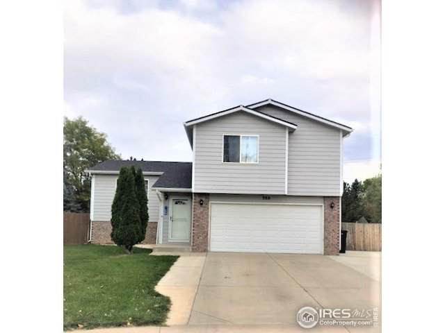 380 49th Ave Pl, Greeley, CO 80634 (MLS #898692) :: J2 Real Estate Group at Remax Alliance