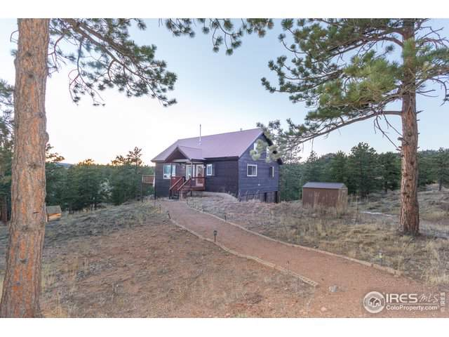 119 Turtle Rock Ct, Livermore, CO 80536 (MLS #898693) :: Tracy's Team