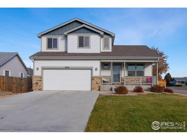 704 School House Dr, Milliken, CO 80543 (MLS #898701) :: Colorado Home Finder Realty