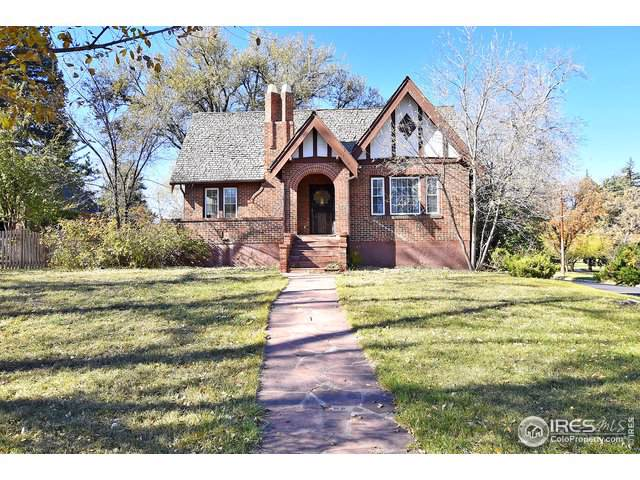 1901 15th Ave, Greeley, CO 80631 (MLS #898704) :: J2 Real Estate Group at Remax Alliance