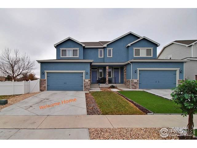 3223 Barbera St, Evans, CO 80634 (MLS #898705) :: Tracy's Team