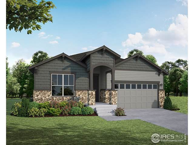350 Capitol Reef St, Berthoud, CO 80513 (MLS #898707) :: Kittle Real Estate