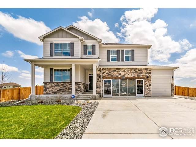 7110 Caleb Ave, Frederick, CO 80530 (MLS #898711) :: Tracy's Team