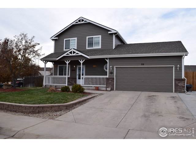 99 Pike Ln, Severance, CO 80550 (MLS #898719) :: Hub Real Estate