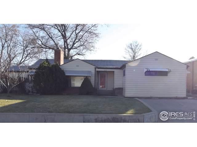 218 N Washington Ave, Haxtun, CO 80731 (#898727) :: HomePopper