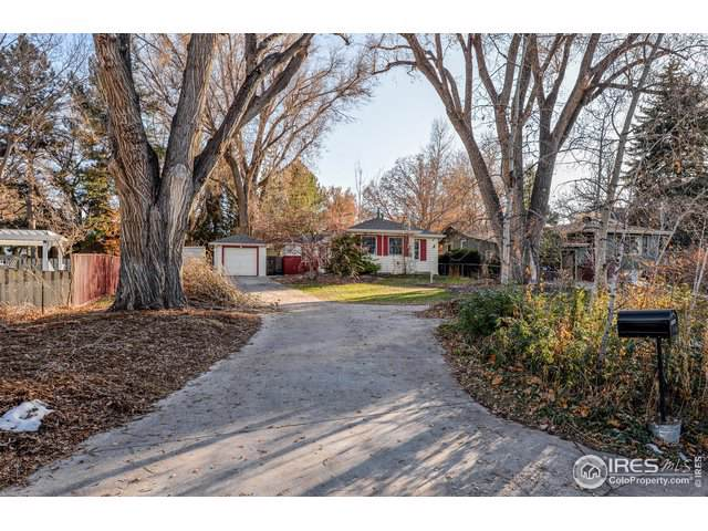1826 Montview Blvd, Greeley, CO 80631 (MLS #898729) :: J2 Real Estate Group at Remax Alliance