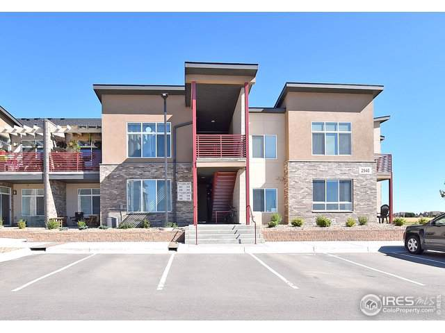 2940 Kincaid Dr #105, Loveland, CO 80538 (MLS #898730) :: Tracy's Team