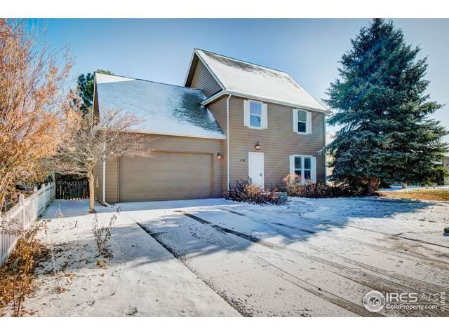 218 N 50th Ave Pl, Greeley, CO 80634 (MLS #898765) :: J2 Real Estate Group at Remax Alliance