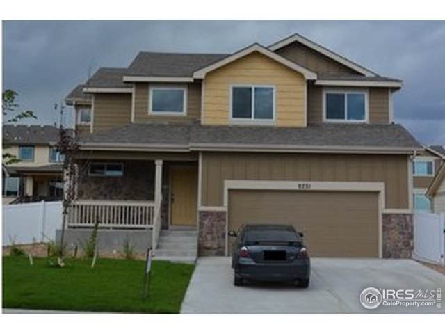 8721 13th St Rd, Greeley, CO 80634 (MLS #898779) :: Colorado Home Finder Realty