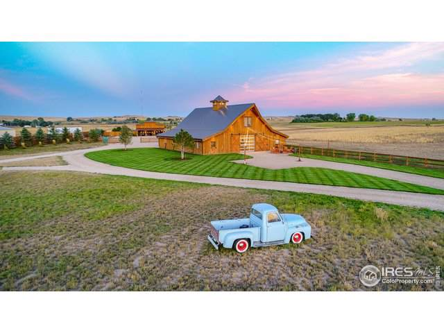 5605 E County Road 60, Wellington, CO 80549 (MLS #898783) :: Hub Real Estate