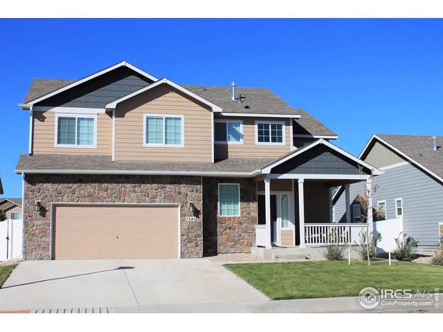 7505 Back Stretch Dr, Wellington, CO 80549 (MLS #898790) :: Hub Real Estate