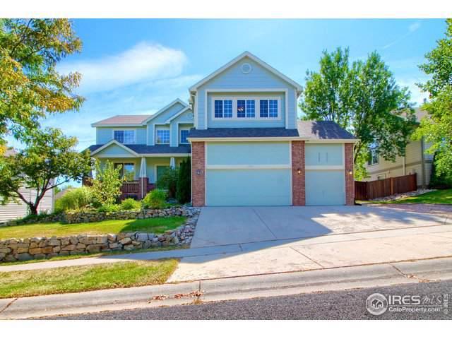 4300 Foothills Dr, Loveland, CO 80537 (MLS #898792) :: 8z Real Estate