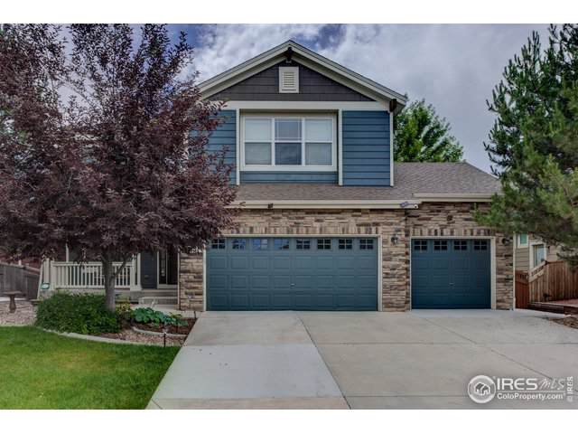 6331 Steeple Rock Dr, Erie, CO 80516 (MLS #898798) :: Colorado Home Finder Realty