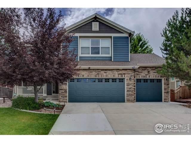 6331 Steeple Rock Dr, Erie, CO 80516 (MLS #898798) :: 8z Real Estate