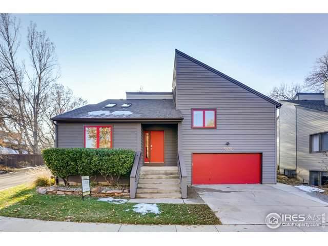 3829 Birchwood Dr, Boulder, CO 80304 (MLS #898809) :: Kittle Real Estate