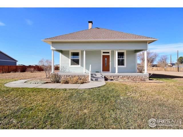 705 5th St, Pierce, CO 80650 (MLS #898814) :: Hub Real Estate