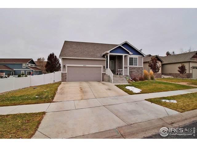 3511 Palermo Ave, Evans, CO 80620 (MLS #898819) :: Hub Real Estate