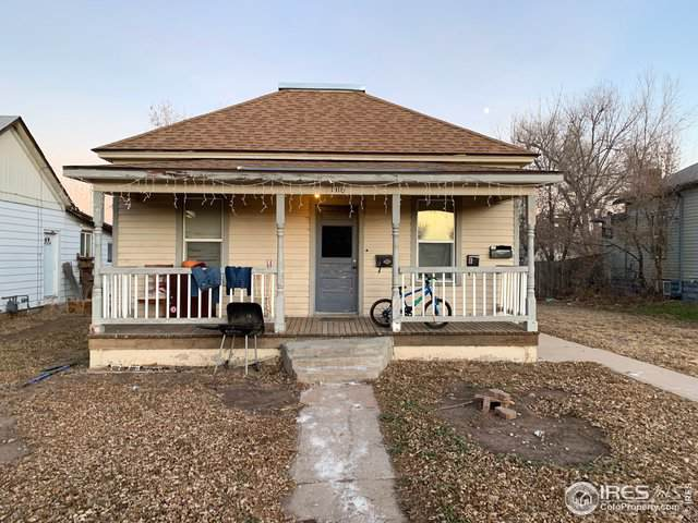 1516 7th Ave, Greeley, CO 80631 (MLS #898821) :: Windermere Real Estate