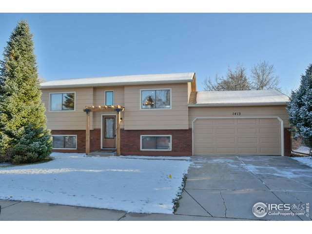 1413 Casa Grande Blvd, Fort Collins, CO 80526 (MLS #898823) :: Bliss Realty Group