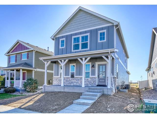 1303 Gateway Park Dr, Berthoud, CO 80513 (#898825) :: The Peak Properties Group