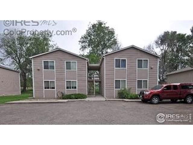 801 Aztec Dr, Fort Collins, CO 80521 (MLS #898828) :: Keller Williams Realty