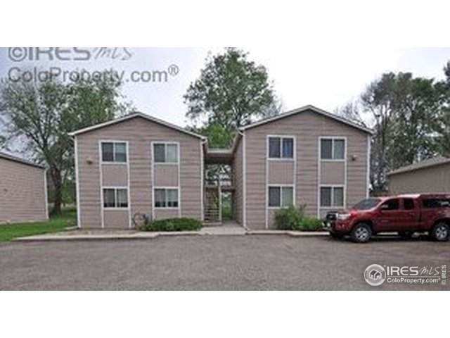 807 Aztec Dr, Fort Collins, CO 80521 (MLS #898829) :: Keller Williams Realty