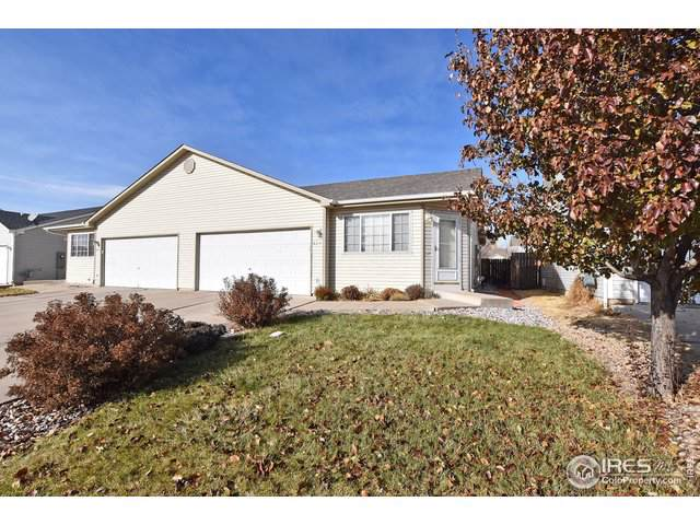 829 E 20th St Dr, Greeley, CO 80631 (MLS #898834) :: Windermere Real Estate