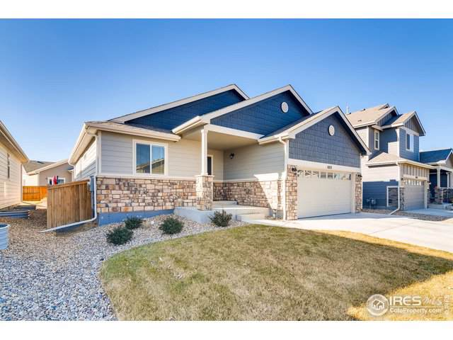 1871 Vista Plaza St, Severance, CO 80550 (MLS #898845) :: Hub Real Estate